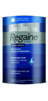 REGAINE®  for Men Extra Strength Scalp Foam