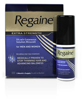 REGAINE® Extra Strength Solution